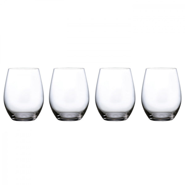 Waterford Crystal Marquis Promotional Moments Stemless GLass(Set of 4)