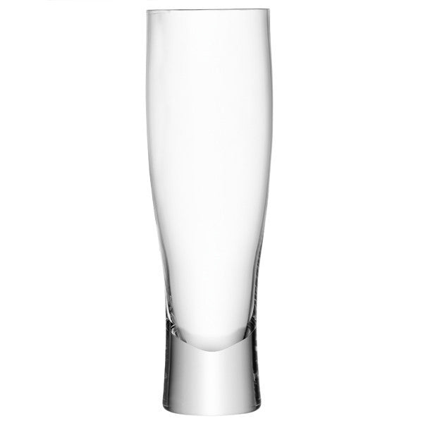 LSA Bar Clear Beer Glasses 550ml (Set of 2)