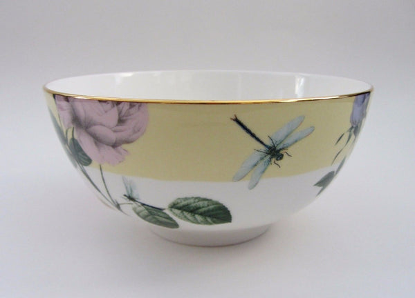 Portemirion Ted Baker Rosie Lee Cereal Bowl Lemon 6""