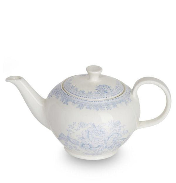 Burleigh Blue Asiatic Pheasants Small Teapot (Gift Box)