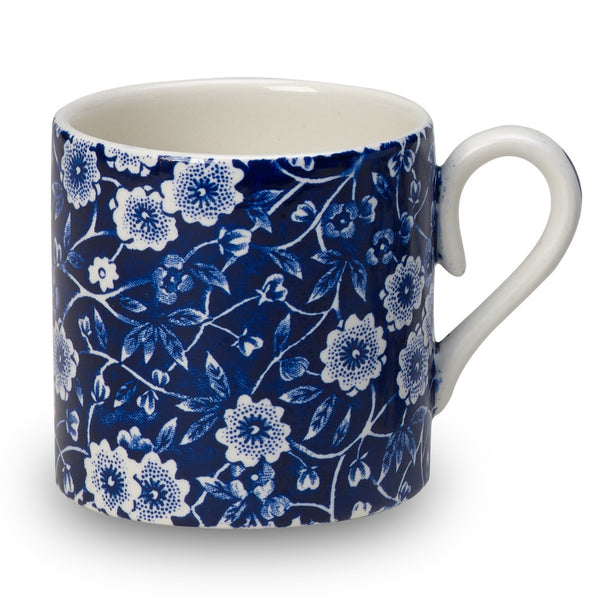 Burleigh Blue Calico Mini Mug 0.14L