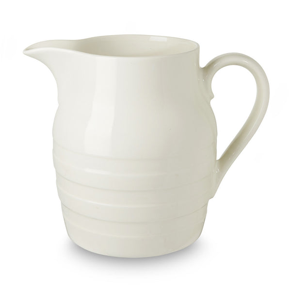Burleigh Natural White Jug 2.2L