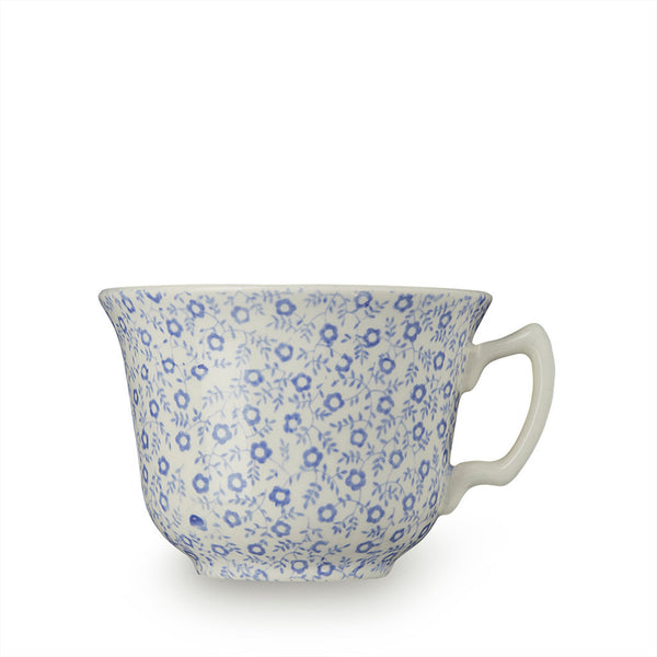 Burleigh Blue Felicity Teacup 187ml (Cup Only)