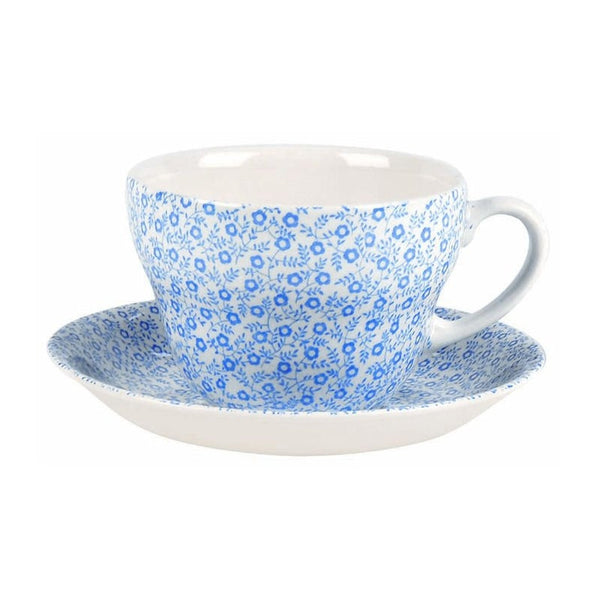 Burleigh Blue Felicity Breakfast Cup 420ml (Cup Only)