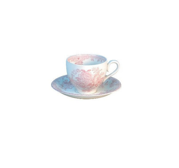 Burleigh Pink Asiatic Pheasant Teacup 187ml (Cup Only)