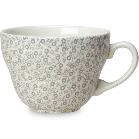 Burleigh Dove Grey Felicity Breakfast Cup (Cup Only)