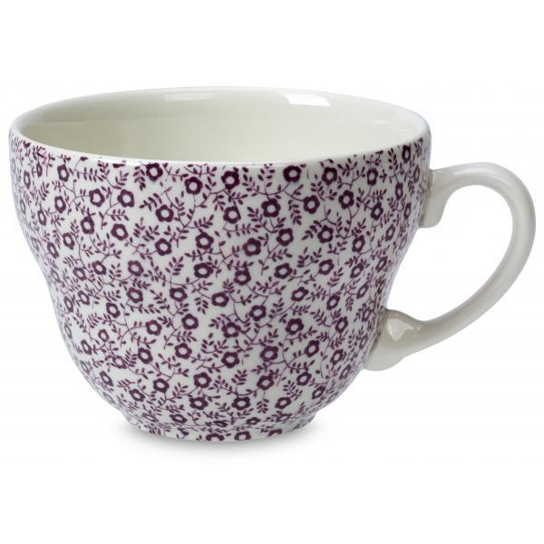 Burleigh Mulberry Felicity Breakfast Cup 420ml (Cup Only)