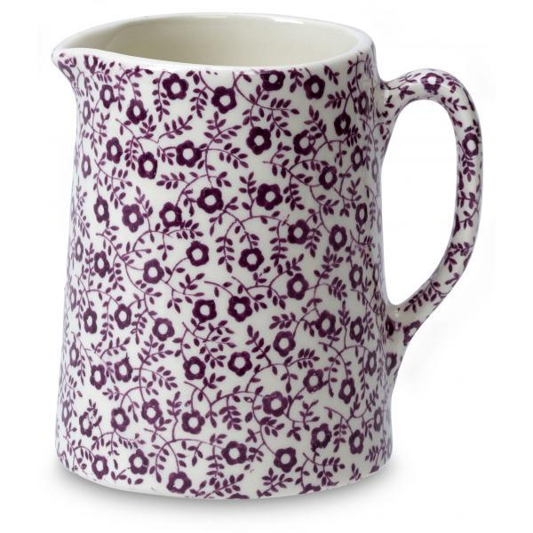 Burleigh Mulberry Felicity Tankard Jug Mini 160ml