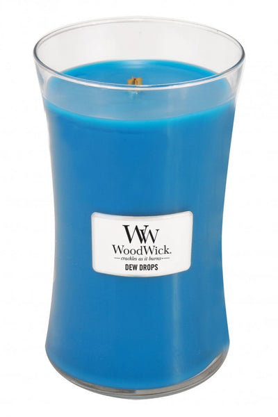 WoodWick Dew Drops Large Candle