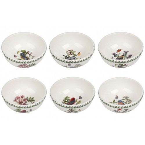 Portmeirion Botanic Garden Birds Fruit Salad Bowl 14cm