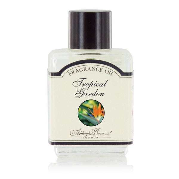 Ashleigh and Burwood Tropical Garden Fragrance Oil 0.01L