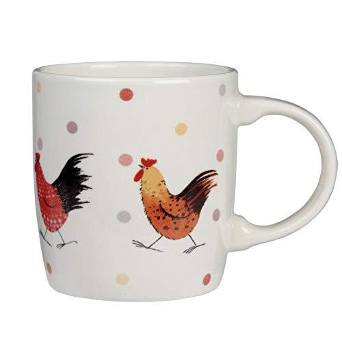 Alex Clark Rooster Mug 0.32L (Set Of 6)