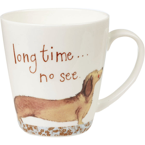 Alex Clark Sparkle Long Time No See Mug 0.36L