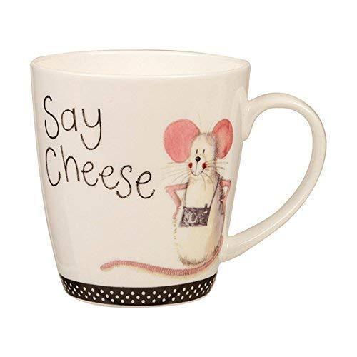Alex Clark Sparkle Say Cheese Mug 0.36L