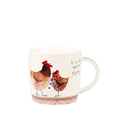 Alex Clark Mum In Hatbox Mug 0.28L (Gift Box)