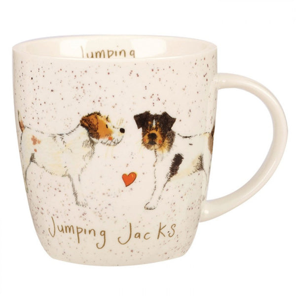 Alex Clark Jumping Jacks Mug 0.40L