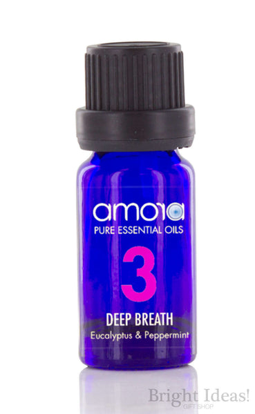 Amora Deep Breath Essential Oil 0.10L