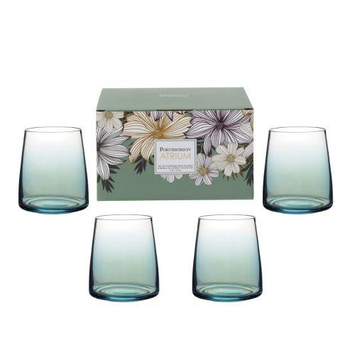 Portmeirion Atrium Stemless Wine Glass 0.41L (Set of 4)