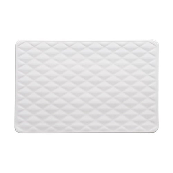 Maxwell and Williams White Basics Sequence Rectangular Platter 25.5cm by 16.5cm