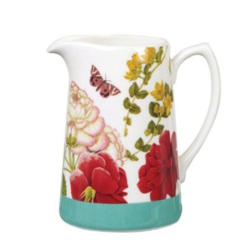 Churchill China Butterflies and Blooms Jug 0.28L