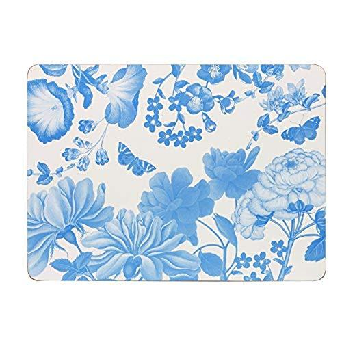 Churchill China Butterflies And Blooms Placemat 29 by 21cm (Set Of 6)