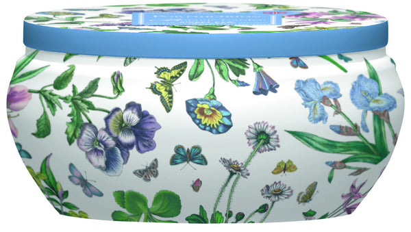 Portmeirion Botanic Garden Fragrance Sweet Pea Boutique Tin Candle