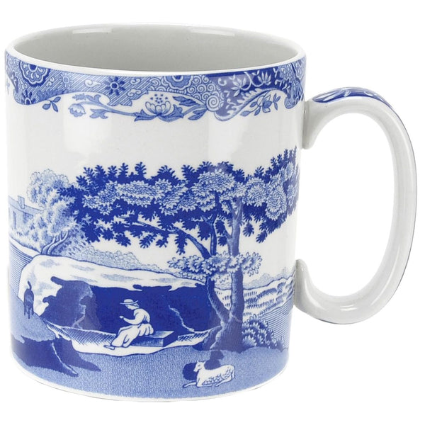 Spode Blue Italian Mug 0.25L (Set of 4)