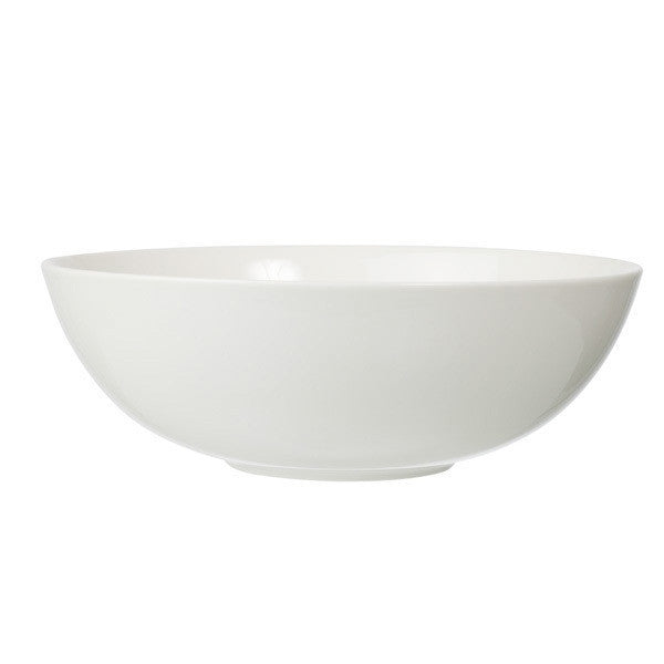 Finland Arabia 24H White Serving Bowl 28cm