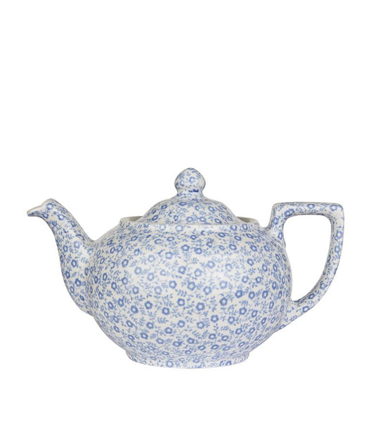 Burleigh Pale Blue Felicity Small Teapot (Gift Box)