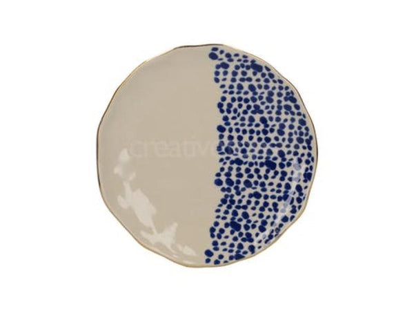 Mikasa Azores Speckle Side Plate 20cm