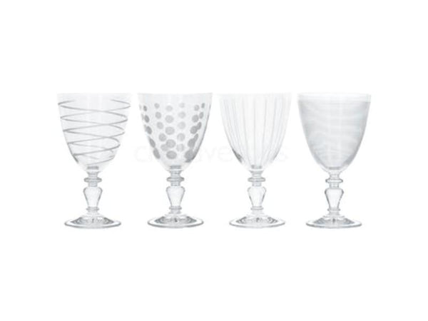 Mikasa Cheers Goblets (Set of 4)