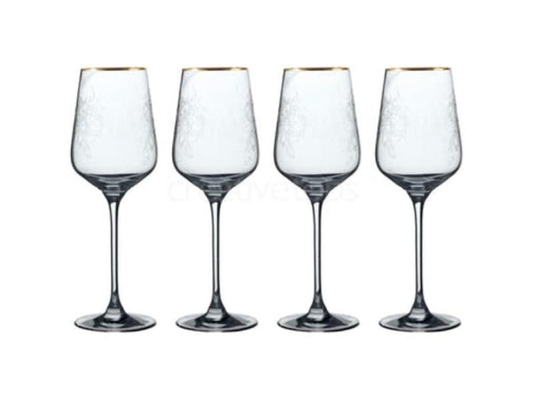 Creative Tops Victoria and Albert The Cole Collection White Wine Glass