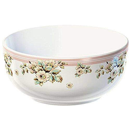 Katie Alice Cottage Flower Cream Fine China Cereal Bowl