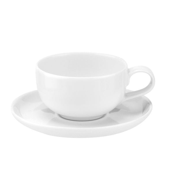 Portmeirion Choices White Espresso Cup and Saucer (Pair) 0.10L