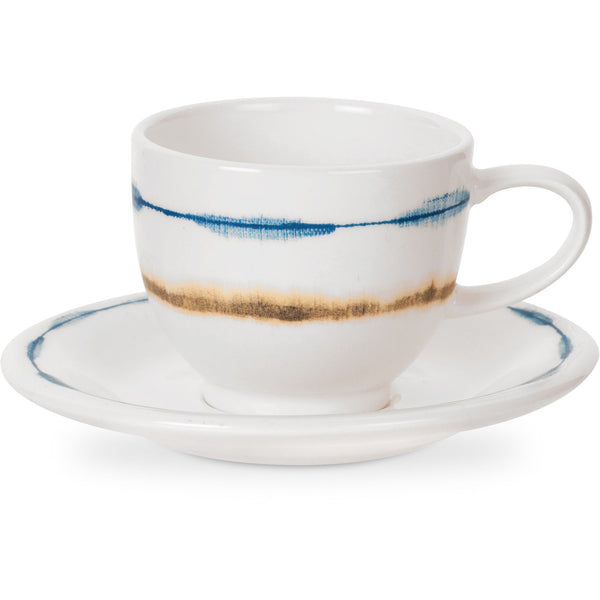 Portmeirion Coast Espresso Cup and Saucer 0.10L