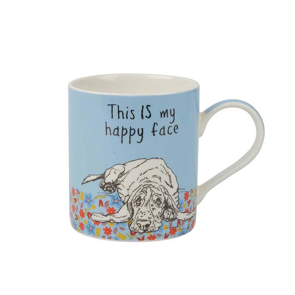 Churchill China Couture Companions Birch Happy Mug 0.35L