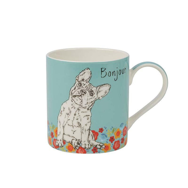 Churchill China Couture Companions Birch Bonjour Mug 0.35L