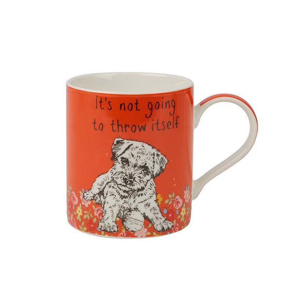 Churchill China Couture Companions Birch Throw Mug 0.35L