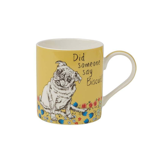Churchill China Couture Companions Birch Biscuit S Mug 0.35L