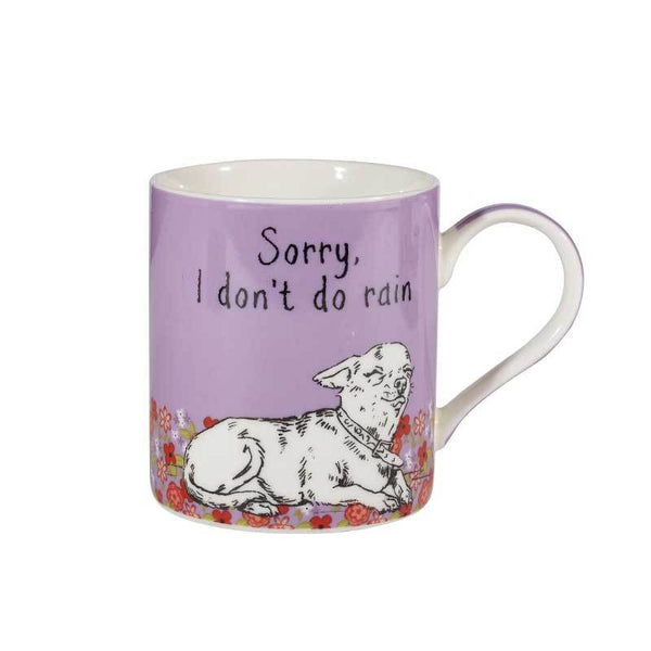 Churchill China Couture Companions Birch Sorry Mug 0.35L