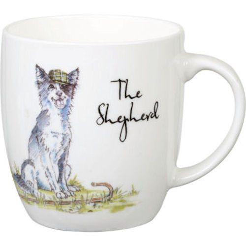 Churchill China Country Pursuits The Shepherd Mug 0.30L