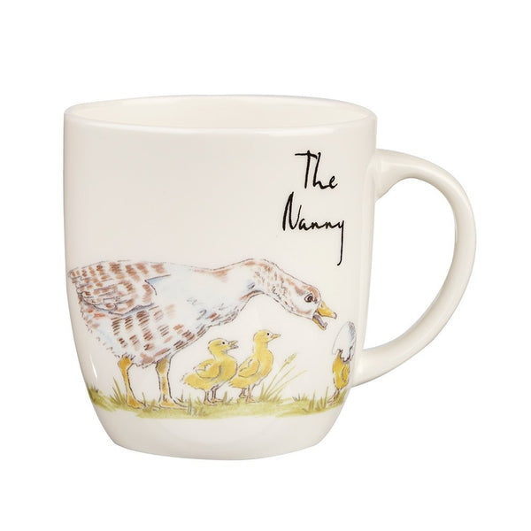 Churchill China Country Pursuits The Nanny Mug 0.35L