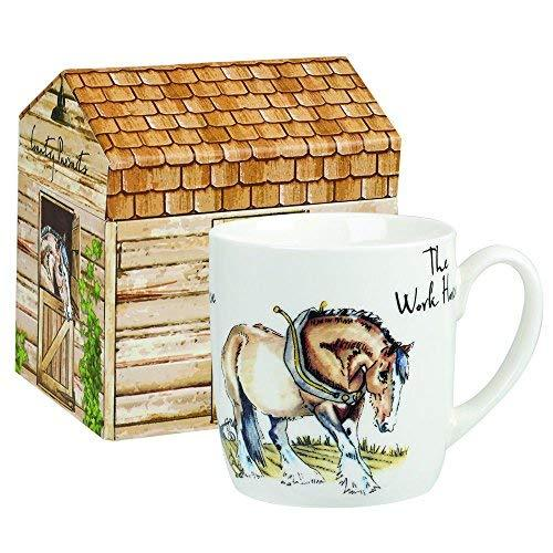Churchill China Country Pursuits The Workhorse Mug 0.32L (Gift Box)