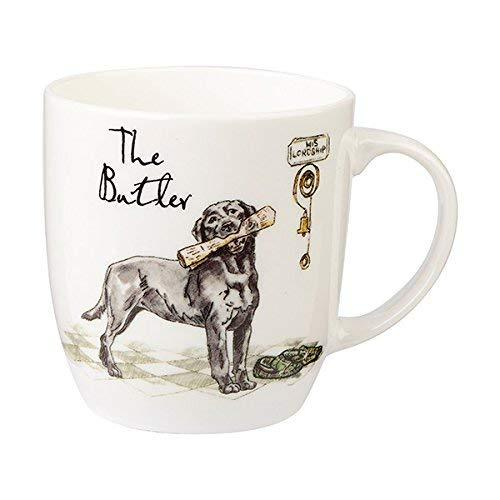 Churchill China Country Pursuits The Butler Mug 0.30L