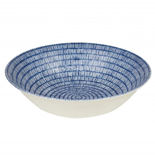 Churchill China Couture Dashie Salad Bowl 24cm