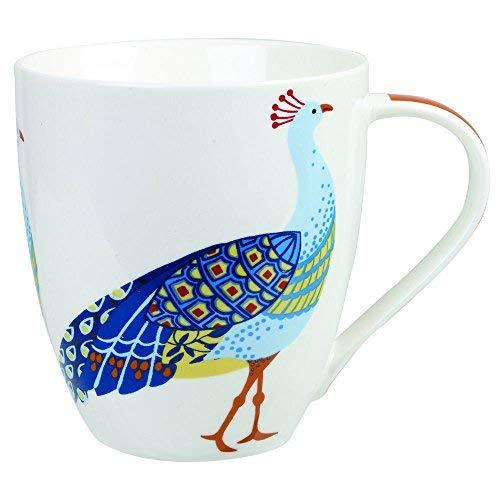 Churchill China Couture Peacock Mug 0.50L