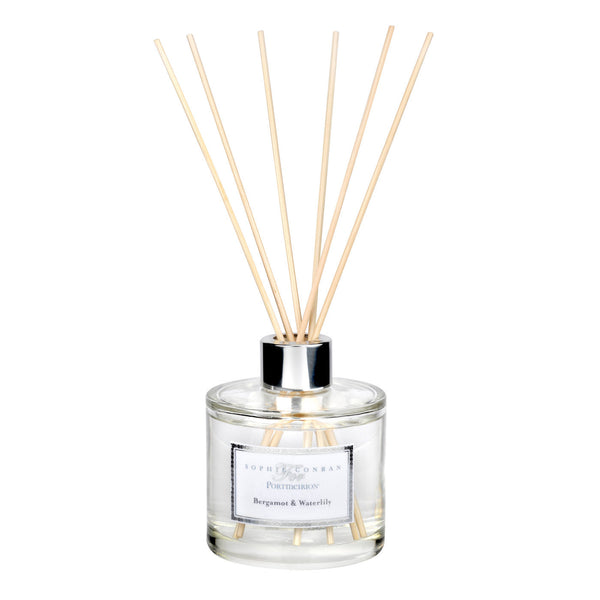 Portmeirion Sophie Conran Fragrance Bergamot and Water Lily Reed Diffuser 0.20L