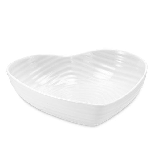 Portmeirion Sophie Conran Medium Heart Bowl 19cm