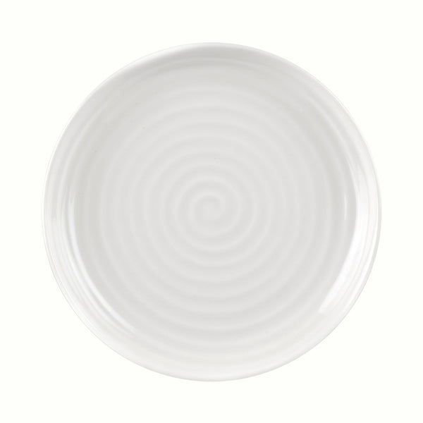 Portmeirion Sophie Conran White Coupe Tea Plate 16.5cm