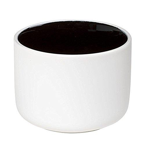 Maxwell and Williams Tint Black Sugar Bowl 8.5cm